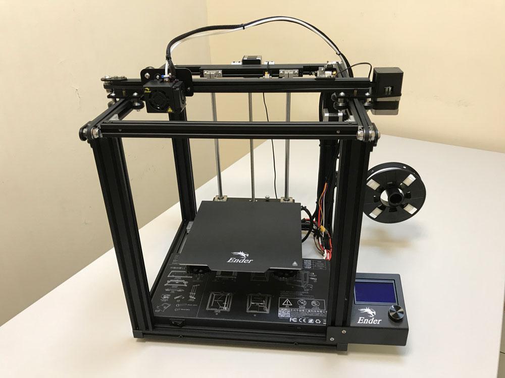 3D-принтер для типографии