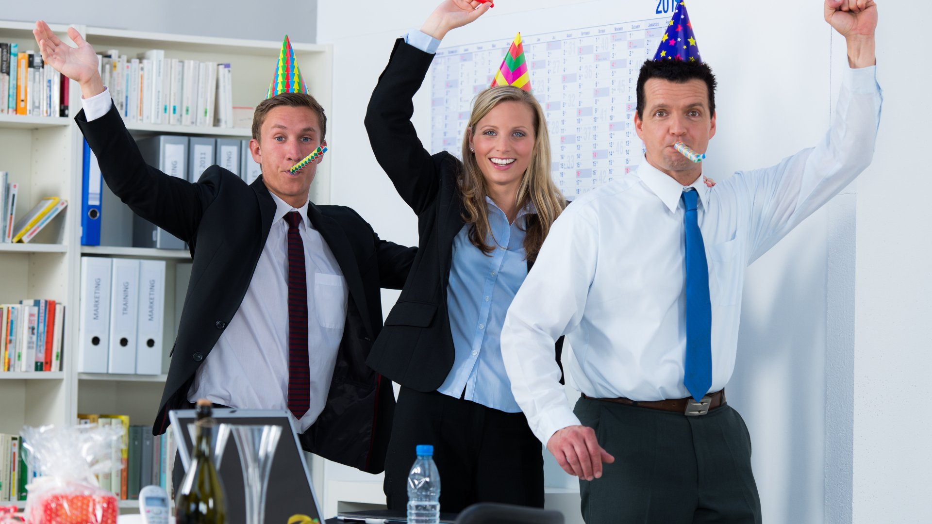Корпоративные подарки: повышаем лояльность сотрудников
