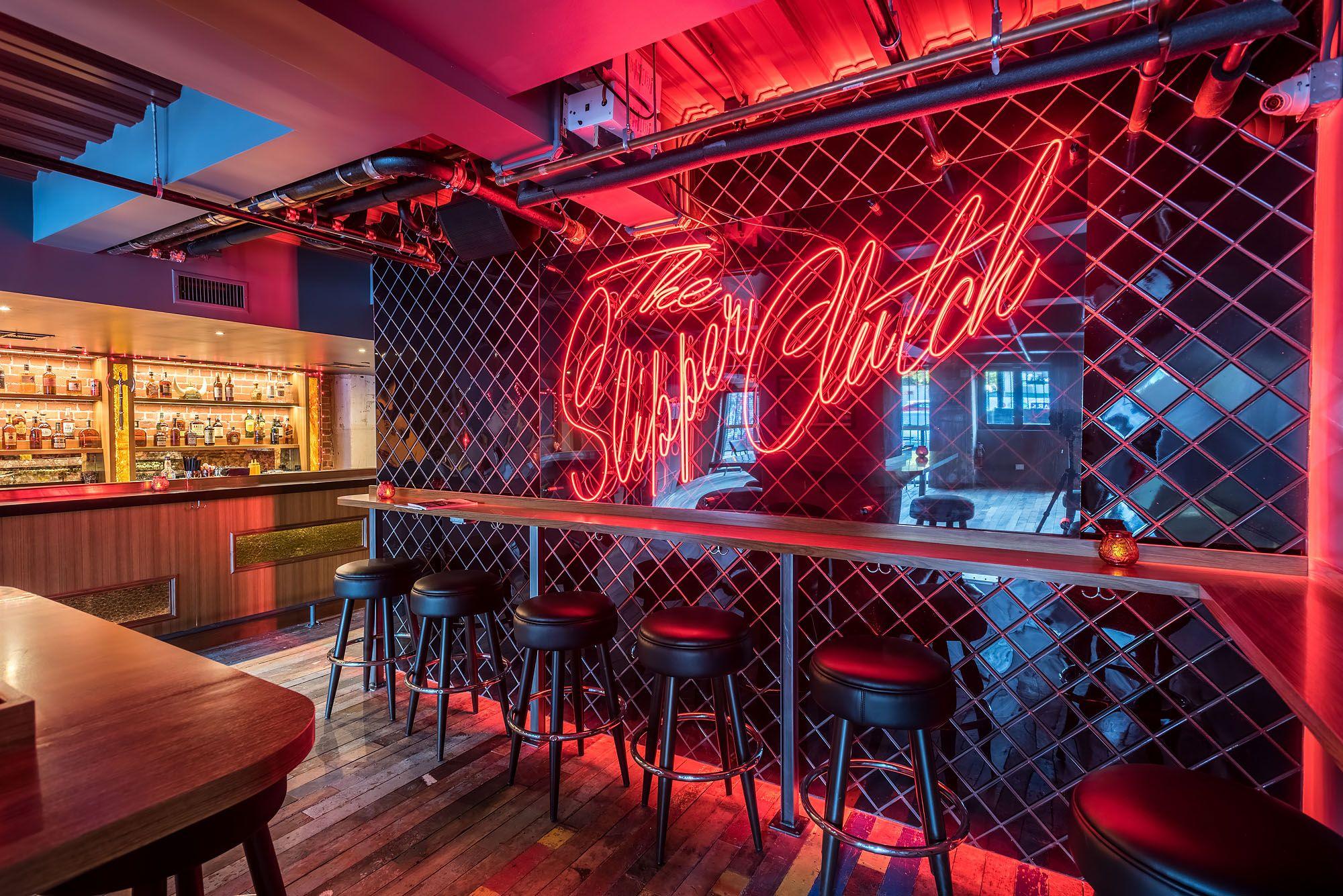 Неон для ресторана, бара и кафе
